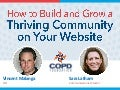 How to Build a Thriving Community on Your Website