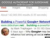 How To Claim Google Authorship For ...