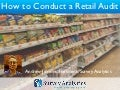 How to Conduct a Retail Audit