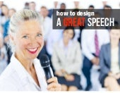 8 Steps to Designing a Great Speech