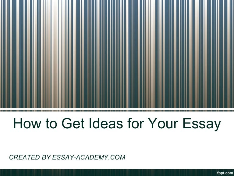 free admission essay examples