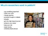 How To Get Your Research Published ...