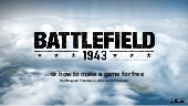 Battlefield 1943: How to make a gam...
