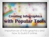 How to make infographics  - popular infographics tool online
