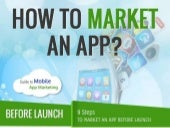 PPT: Steps to Market Your App Before and After Launch