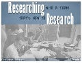 How To Research with a Team That's New to Research (WebVisions Portland)