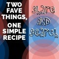 How to share your searches not just your results. A simple recipe