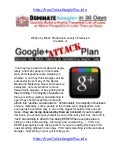 How to use google plus ?