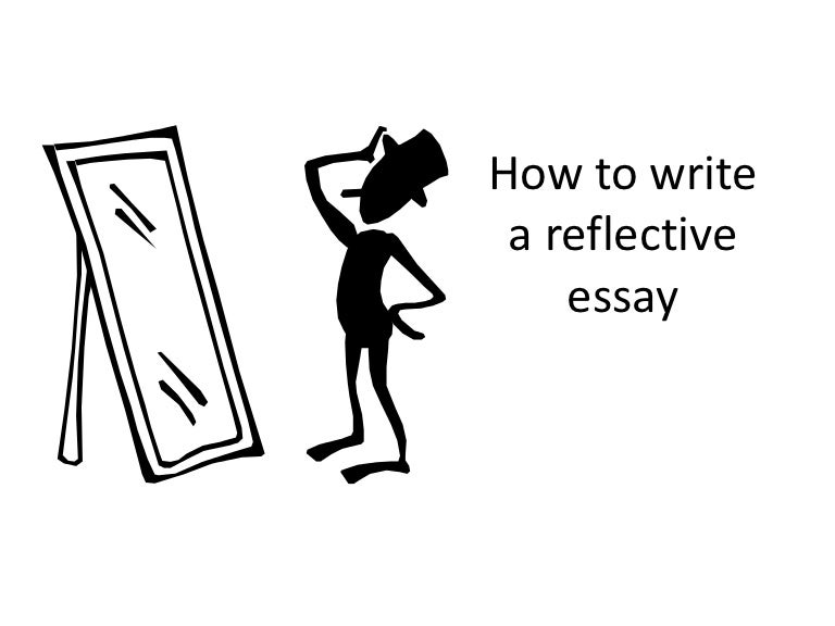 What is reflection essay?