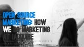 How We Do Marketing At iAcquire