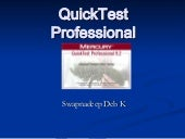 Hp Quick Test Professional