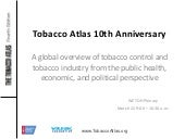 Hp1 1 the tobacco altas 10th annive...