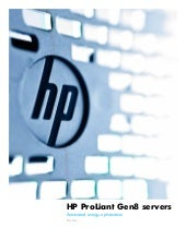 Hp Gen8  Automated energy optimizat...