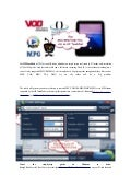 Hp touch pad video converter - convert mkv vob tivo mpg wmv for hp touchpad