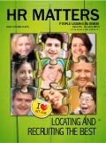"""What Does It Take to Locate and Recruit the Best? in HR Matters Magazine"