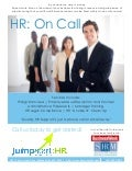 HR On-Call Services by Jumpstart:HR