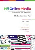Hr online media   media pack - v3