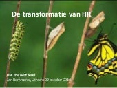 HR the next level congres 9 okt 2014 Utrecht