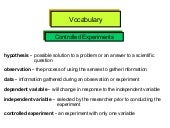 Hsa vocabulary w definitions