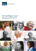 HSCIC Annual Report and Accounts 2013/14