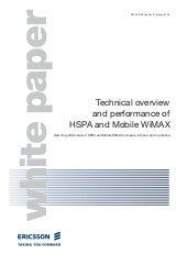 Hspa and wimax