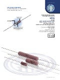 HTR India - Products - Wire Wound Resistors - Silicone Coated Resistors - HTA (English)