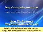 Remove http://www.holasearch.com