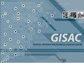 GISAC GA Information Sharing and An...