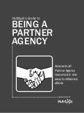 Hub spot partner agency guide 2012