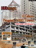 HUD Magazines. Edisi 3 - Maret 2013. 6 Tahun Program 1.000 Tower