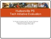 Hudsonville Evaulation Logic Design