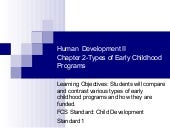 Chapter 2 - Types of Programs