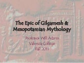 Hum2220 1330 epic of gilgamesh