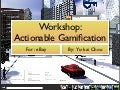 5-Hour Gamification Workshop for eBay
