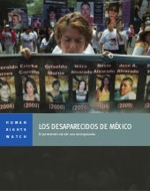Human Rights Watch Desapariciones e...