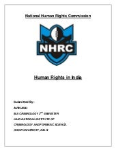 Human rights in_india