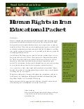 Human Rights in Iran Education Packet 2009