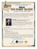 Ohio Hunger Dialogue call for proposals