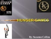 Hunger games power point project fi...