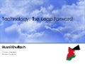 Technology: The Leap Forward