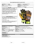 ForceFlex Gloves  MCR Safety - Now in India +91-98851-49412