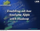 Hw09   Enabling Ad Hoc Analytics At...