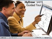 HyDraw V415 Guided Tour : circuit d...
