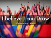 I believe-i-can-draw : Creating Sketchnotes