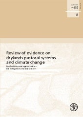 Review of Evidence on Drylands Past...
