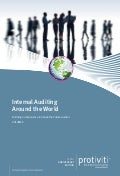Internal Auditing Around the World Building on Experience to Shape the Future Auditor Volume X