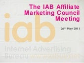 IAB AMC Presentation May 2011