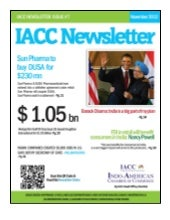 IACC Newsletter November 2012 Issue...