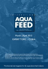 EXPERT TOPIC - COBIA