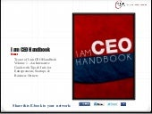 I am CEO Handbook Teaser